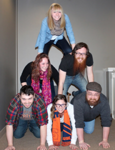 Instructional Design Team Pyramid