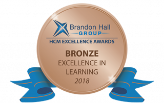2018 Best Advance in Custom Content Bronze Award