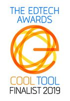 The EdTech Awards - Cool Tool Finalist 2019 - Logo