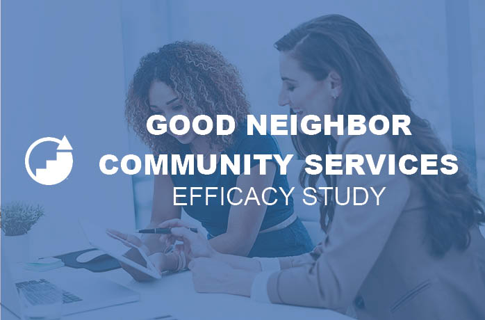 Good Neighbor Community Services - Efficacy Study - thumb