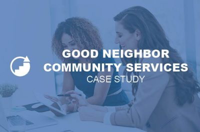Good Neighbor Community Services Case Study Thumbnail