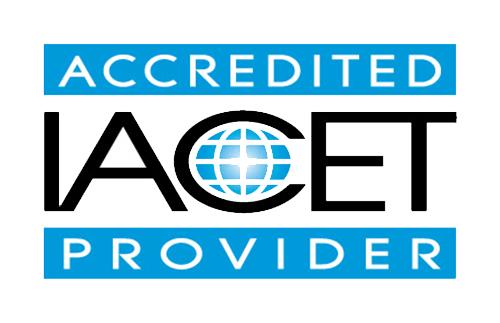 IACET Accredited Provider logo