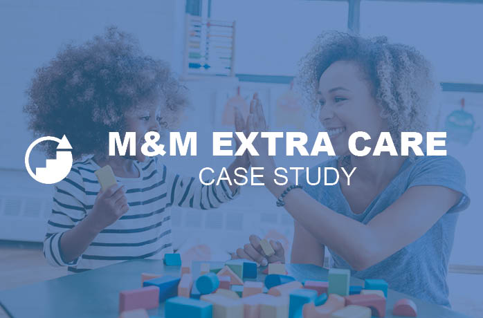 M&M Extra Care - case study - thumb
