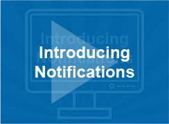 Introducing Notifications - video - thumb