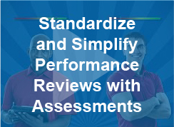 Standardize and Simplify Performance Reviews with Assessments - video - thumb
