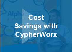 Cost Savings with CypherWorx - video - thumb