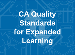 CA Quality Standards for Expanded Learning - crosswalk - thumb