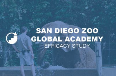 San Diego Zoo GLobal Academy Efficacy Study Thumbnail