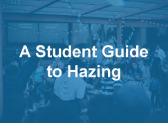 Thumbnail to a course sample titled A Student Guide to Hazing