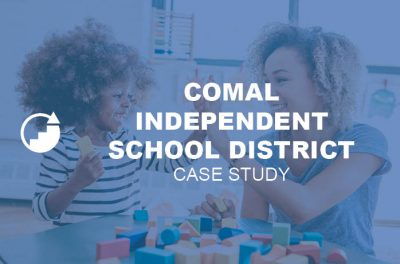 Comal Independent School District - Case Study - Thumbnail