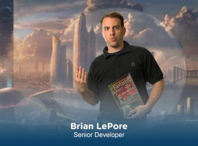 Brian LePore | Senior Developer