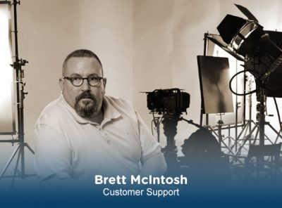 Brett McIntosh | Customer Support