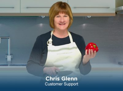 Chris Glenn | Customer Support