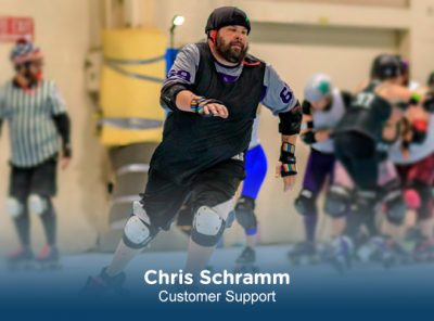 Chris Schramm | Customer Support