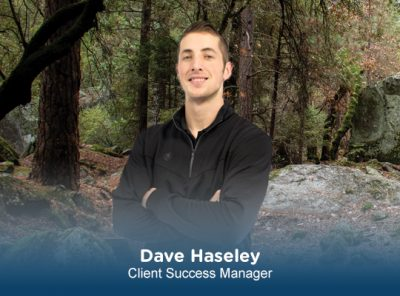 Dave Haseley - Client Success Manager