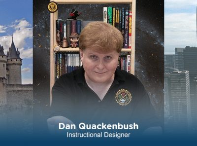 Dan Quackenbush | Instructional Designer