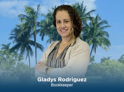 Gladys Rodriguez | Bookkeeper