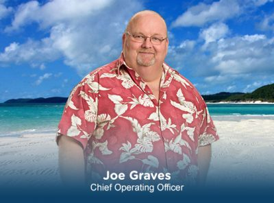 Joe Graves | Chief Operating Officer