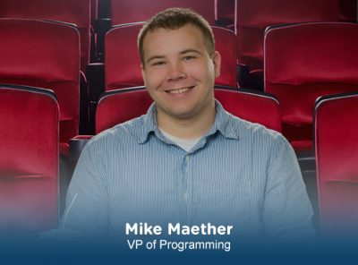 Mike Maether | VP of Programming