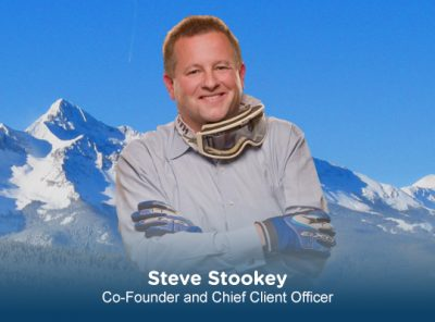 Steve Stookey | Co-Founder and Chief Client Officer