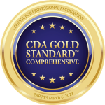CDA Gold Standard Comprehensive.