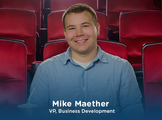 Mike Maether | VP of Business Development